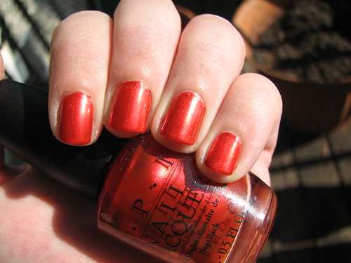 OPI Apple of my Eye