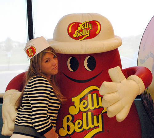 Me+Mr. Jelly Belly