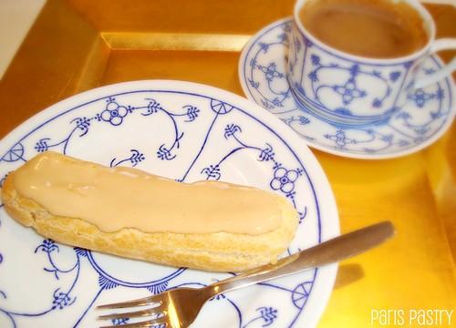 Coffee Éclair