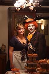 Alice et son chapelier