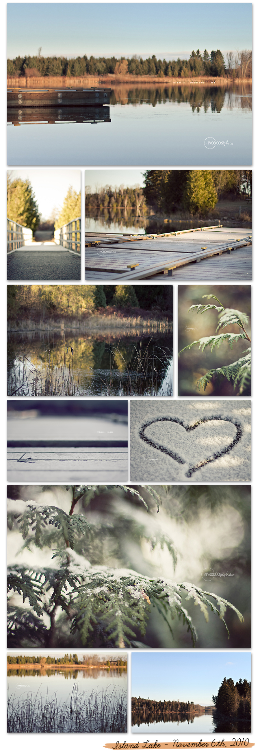 day310 - Island Lake - blog page