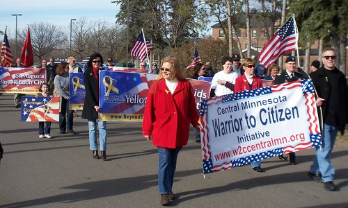 Warrior to Citizen Vets Day St. Cloud MN
