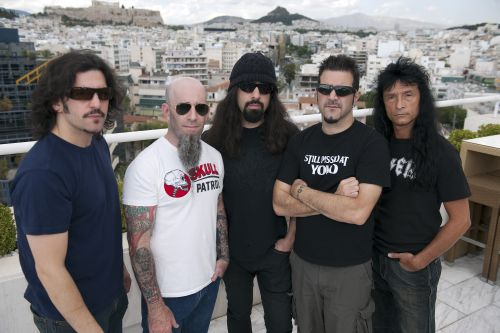 Anthrax Band 2010