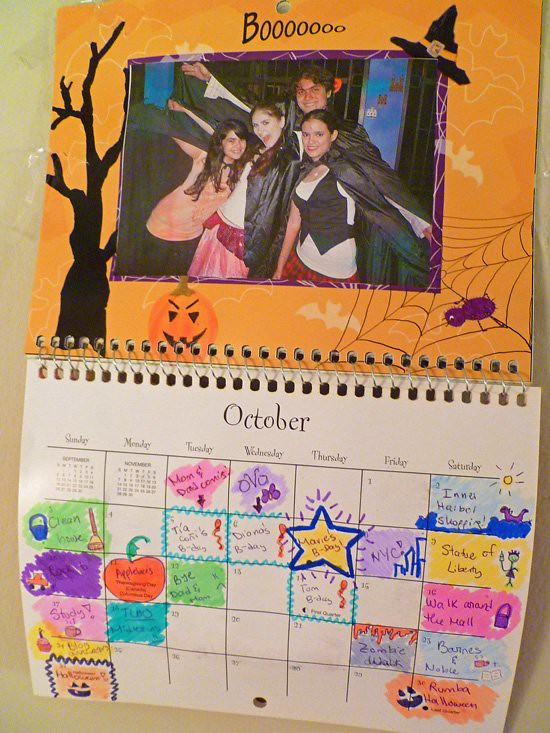 Calendar 11 - November (2)