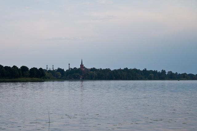 Širvėnos ežeras