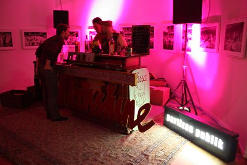 DJs and dancing at FOAM