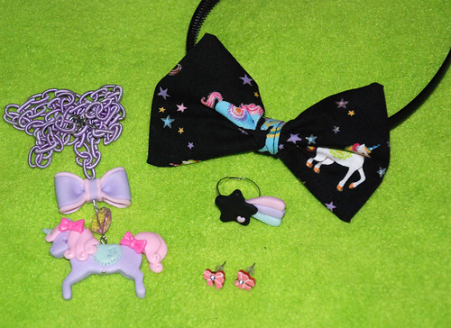 Unicorn outfit *_* - Accessories