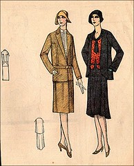 The 1920s-1929 spring fashion (april-mo) Tags: vintage 1929 jazzage artdco skirtsuit vintagemagazine the20s the1920s 1929fashion womenssuits vintagefrenchmagazine vintagefrenchmagazineforwomen 1929parisfashion 1929lepetitchodelamode 1929skirtsuit