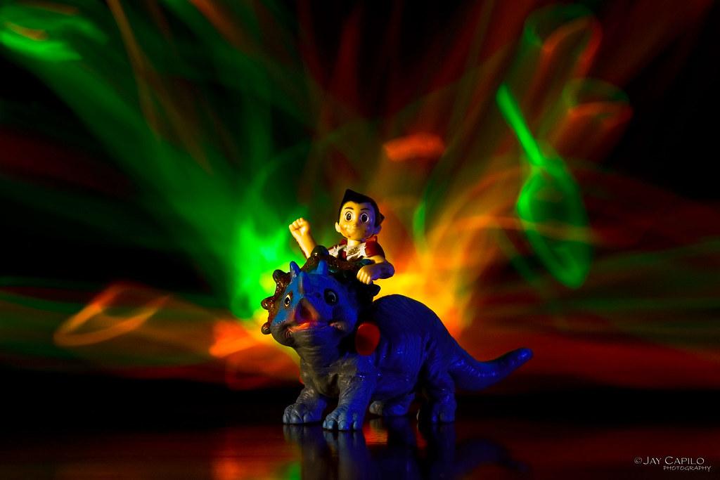 Astro Boy in Dinoland ;-)  [EXPLORED-FP]