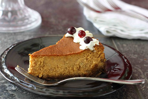 Perfect Pumpkin Cheesecake Recipe for Tasty Kitchen