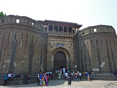 Shaniwar Wada Fort (Isabel-Valero) Tags: india travel monument new delhi