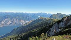 Garda Mountains and Adamello Presanella Alps (ab.130722jvkz) Tags: italy trentino veneto easthernalps alps rhaethianalps gardamountains lakes lakegarda mountains
