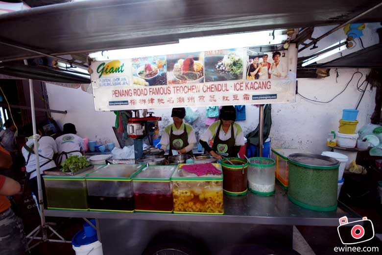 Cendol-Penang-Road