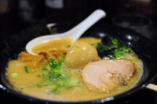 本トロ特丸麺