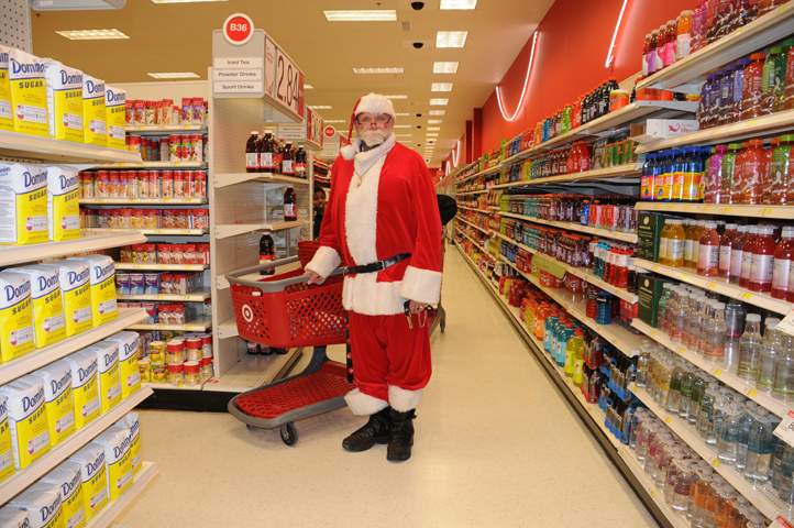 a santa at south philly target_9165 web