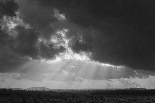Storm Clouds Over IOW