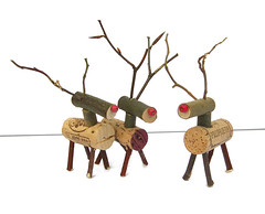 Reindeer (Made by BeaG) Tags: christmas art animals set woodland reindeer design holidays handmade unique group creative craft rednose rudolph recycle decor twigs kerst reuse rednosed reclaim feestdagen repurpose creatief marcb rendier winecork takjes naturalmaterials uniquedesign handmadeanimals hergebruikt wijnkurk winecorkcrafts uniekontwerp designedandmadebymarcb ontworpenengemaaktdoormarcb gerecycleerd knutselenmetwijnkurken craftingwithwinecorks gerecycled winecorkcraft winecorkart rendiertjes winecorkreindeer