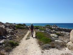 En allant vers la Punta di Ventilegne