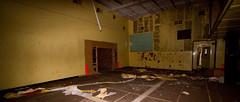 RAF Chenies - Interior 1 (thirtyfootscrew) Tags: urban decay military ruin urbanexploration exploration derelict radar decayed raf rotor urbex chenies