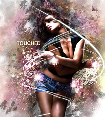 Touched (robertoblake) Tags: photomanipulation photoshop design graphicdesign photomanip digitalarts digitalartwork tyography graphicartist photomanips digitalartist