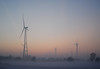 December evening sky (Umschauen) Tags: sunset fog geotagged evening abend sonnenuntergang nebel spectrum eveningsky windrad windturbine abendhimmel naturpark teutoburgerwald spektrum nikon5018 geo:lat=52465671 geo:lon=7966917