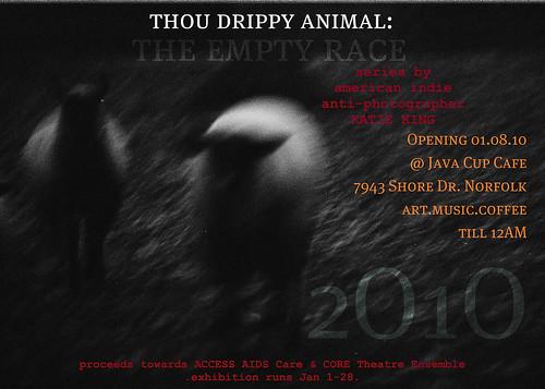 Thou Drippy Animal
