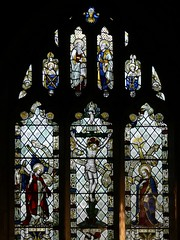 East window by Burlison & Grylls