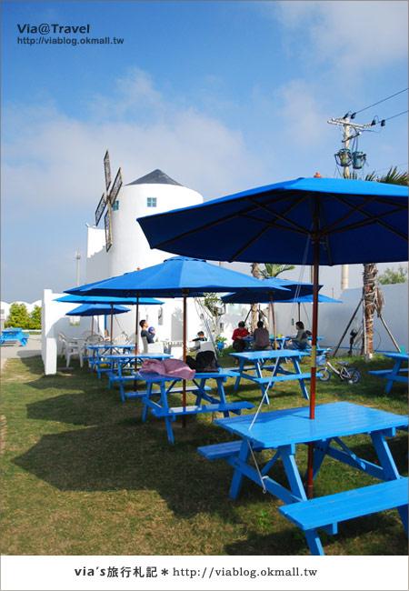 【桃園餐廳】桃園新屋地中海風~卡托米利庭園咖啡餐廳11