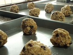 cook's illustrated oatmeal raisin cookie - 19