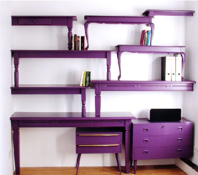 DIY shelfs inspiration 8