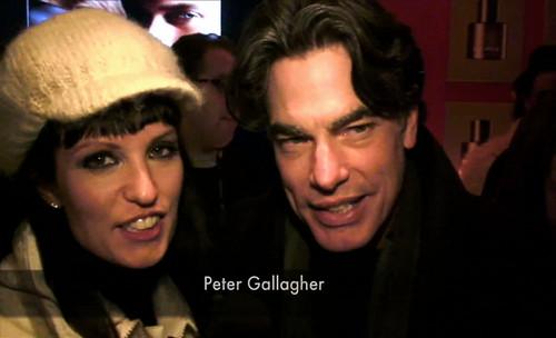 Peter Gallagher , Sundance 2009
