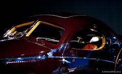 Bugatti Type 57 Coupé Profilé by Gangloff 1935 (Pieter Ameye Photography) Tags: auto brussels car vw canon eos belgium coche 100 bugatti coupé centenaire ettore gangloff pursang t57 400d profilé pieterameye bugatti100expo mulsheim