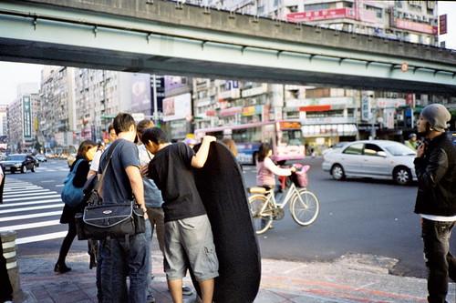 OLYMPUS XA x Kodak MAX400