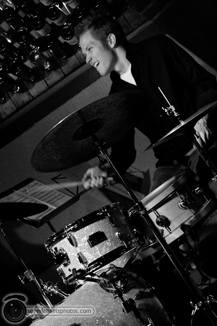 JOshua White Group at Dizzys 10710 © Michael Klayman-012