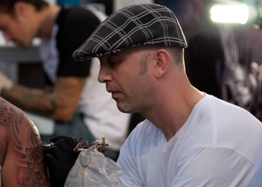 02eb2a575 ... tiger garver · Chris Carver (Miami Ink) (froisnaidu) Tags: show chris  tattoo ink singapore