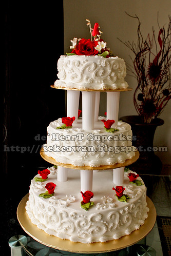 Wedding Cake for Razak