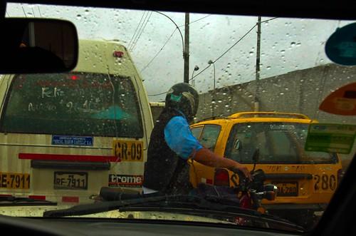 Unusual - Rain (Andina)