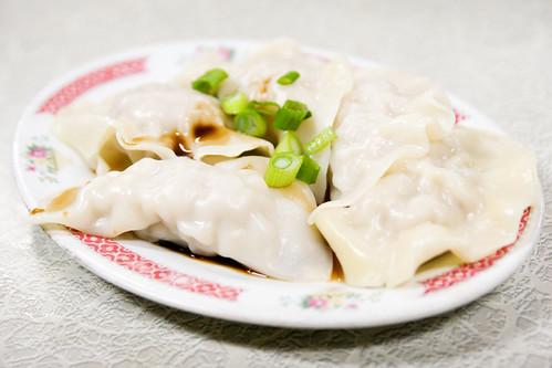 pork dumplings of some sort