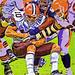 Broncos Elvis Dumervil Browns Brady Quinn