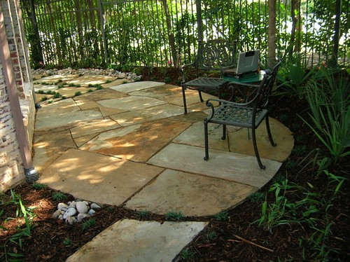 Patios landscape architect