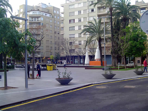 Plaza París, 2010