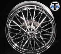 "Texan Wire Wheels 20"" '84 Super Poke (texanwirewheels) Tags: wheels wirewheels swangas 30spoke rimswirewheelsswangas30spoke30spokewheels"