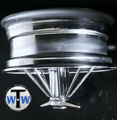 "Texan Wire Wheels 17"" '83 Extreme Poke (texanwirewheels) Tags: wheels wirewheels swangas 30spoke rimswirewheelsswangas30spoke30spokewheels"