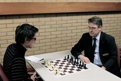 Jeroen Van Den Berg: Anand en Topalov spelen in deze fase liever niet tegen elkaar