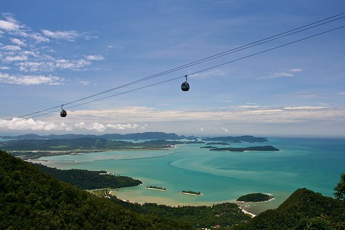 Langkawi by cable car 2 (Enhanced)