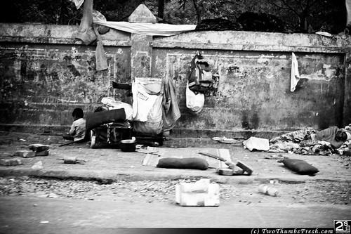 India - Dehli - Pusa Road