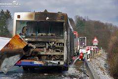 Busbrand L3017 Wildsachsen 18.01.10