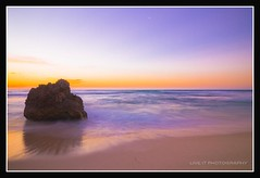 North Beach, W. Australia (Live.It.Photography) Tags: sunset beach rock canon sand scenery australia perth northbeach wa westernaustralia canon7d
