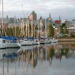 Québec: Le bassin Louise