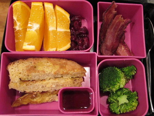 Bento Box Lunch 1-14-10
